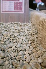 コーヒー豆求めて散歩